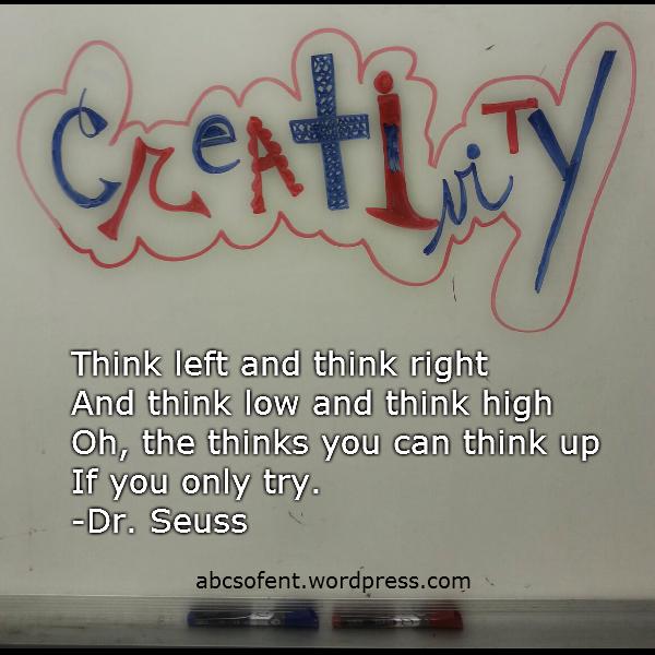 C = Creativity