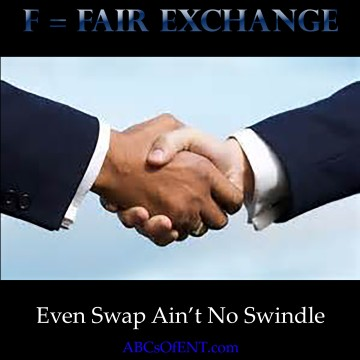 F - Fair Exchange